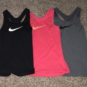 Nike 3 Tank Bundle